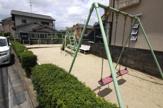 宇治市寺山台集会所付近 児童公園