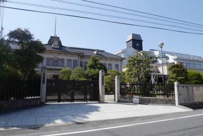 岡山県立 津山中学校・高等学校の画像1
