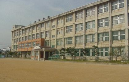 倉敷市立連島中学校の画像1