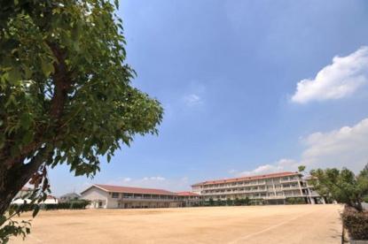 倉敷市立新田中学校の画像1