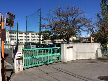 春日部市立備後小学校の画像1
