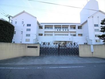 伊勢崎市立境西中学校の画像1