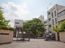 越谷市立富士中学校