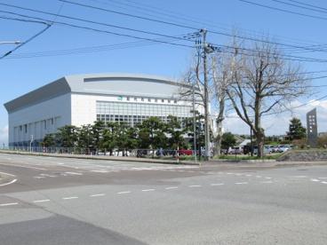 能代市総合体育館の画像1