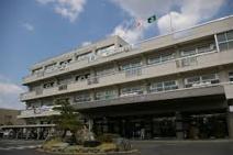 島田市役所本庁舎