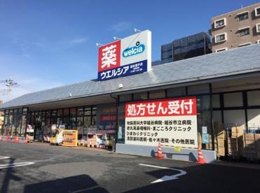 ウエルシア 越谷東大沢店の画像1