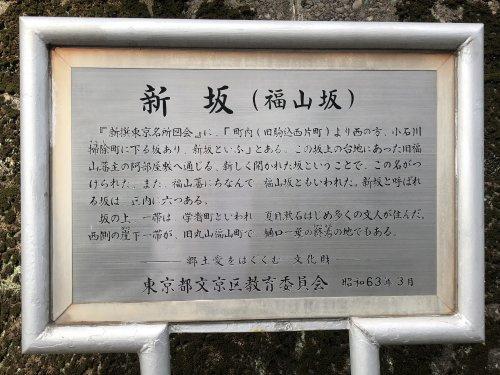 新坂(福山坂)