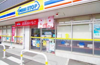 ミニストップ越ヶ谷1丁目店の画像1
