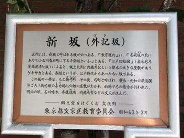 新坂(外記坂)の画像1