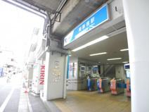 小田急線「南新宿」駅