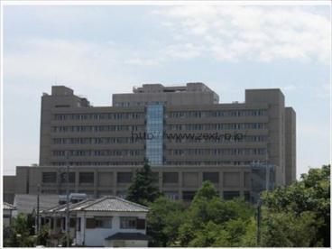 伊勢崎市民病院の画像1
