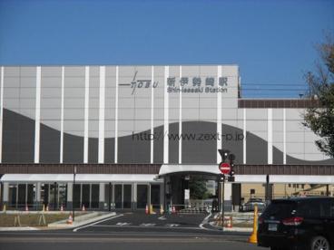 新伊勢崎駅の画像1
