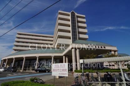 越谷市立病院の画像1
