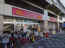 マクドナルド 越谷ファイン店