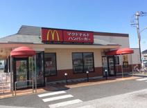 マクドナルド 4号線越谷店