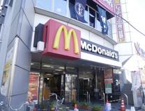 マクドナルド せんげん台駅西口店