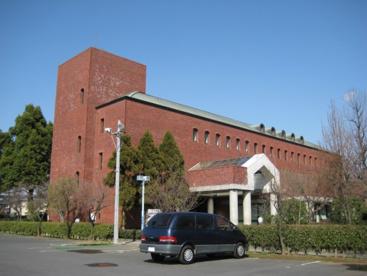 越谷市立図書館の画像1