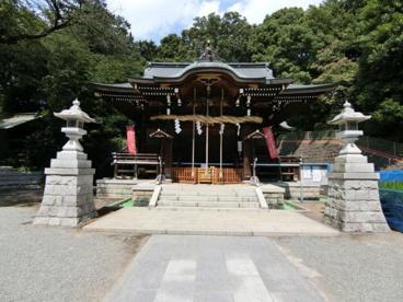 馬絹神社の画像1