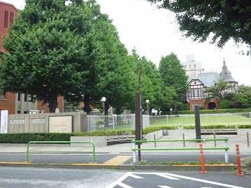 明治学院 白金キャンパスの画像