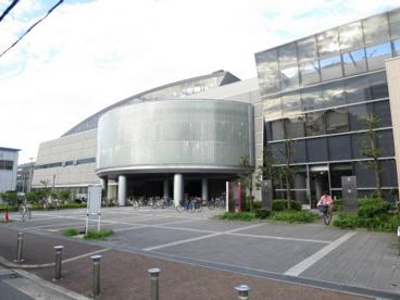 大阪市立旭屋内プールの画像1