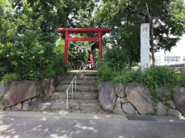 田中島神社の画像1