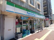 ファミリーマート豊村住吉店