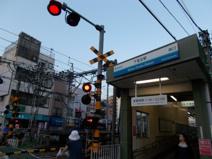 下落合駅(バス)