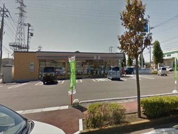 セブン-イレブン伊勢崎市民病院前店の画像1