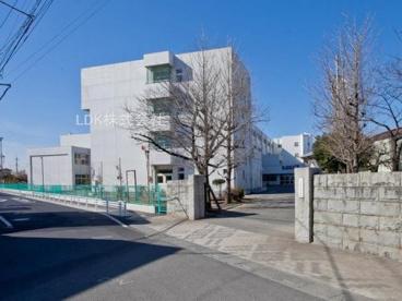 ふじみ野市/葦原中学校の画像1