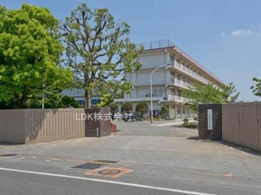 ふじみ野市/花の木中学校の画像1