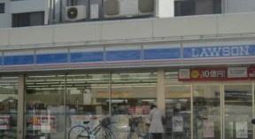 ローソン 市川二俣一丁目店の画像1