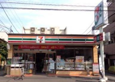 セブン-イレブン船橋本中山3丁目店の画像1