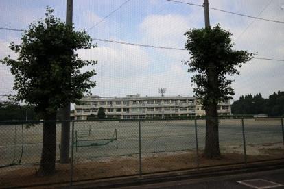 千葉市立越智中学校の画像1