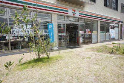 セブン‐イレブン 大阪長原3丁目店の画像2