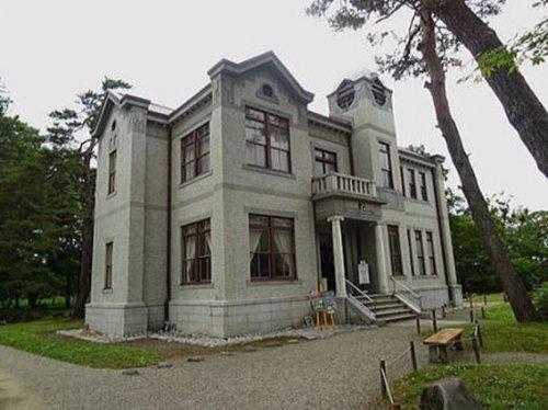 旧池田氏庭園の画像