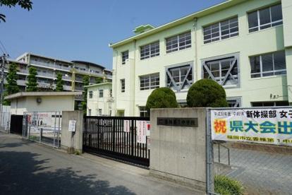 香椎第1中学校の画像1