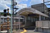 京阪交野線 河内森駅