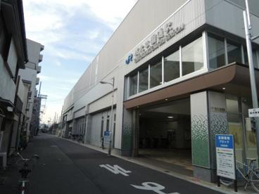 JRおおさか東線「都島(仮称)」駅の画像1
