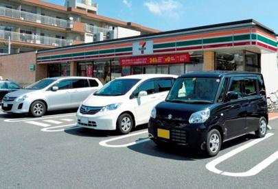 セブン-イレブン下関秋根東町店の画像1