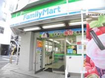 ファミリーマート池袋駅西店