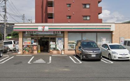 セブン‐イレブン 市川堀之内店の画像1