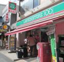 ローソンストア100 原木中山店