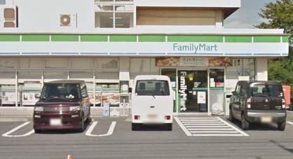 ファミリーマート市川高谷店の画像1