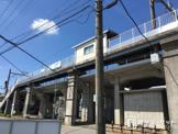 愛知環状鉄道 六名駅
