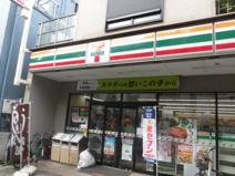 セブン‐イレブン 東中野銀座通り店