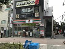 セブン-イレブン中野坂上駅前店