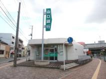 (株)山口銀行 東駅出張所