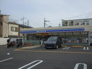 ローソン富松町1丁目店の画像1