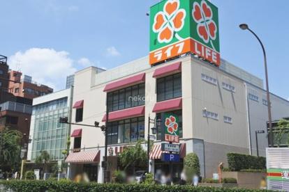 ライフ渋谷東店の画像1