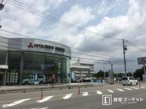 中部三菱自動車販売 岡崎上和田店